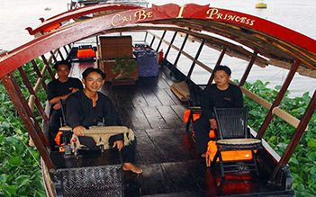 Aqua Cruise 7 nights Phnom Penh - Saigon (Dec- Aug)