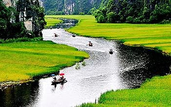 Luxury Combo Hanoi - Halong - Ninh Binh 3 days