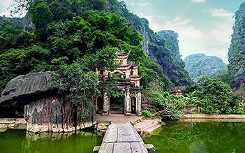 Luxury Combo Hanoi - Ninh Binh - Halong 4 days
