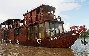 Dragon Eyes Cruise Saigon - Phnom Penh - Exclusive Tour