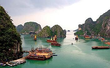 From Halong Bay to Sapa 6 days