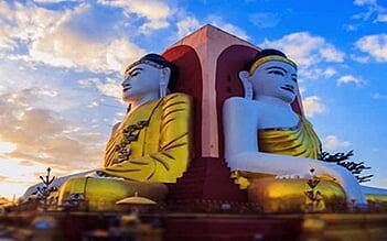 Yangon - Bago - Thanlyin 4 days/ 3 nights