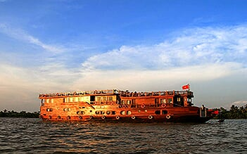 3-day Mekong Eyes Cruise between Cai Be and Can Tho