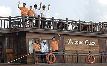 Mekong Eyes Explorer 2 Days/ 1 Night Tour