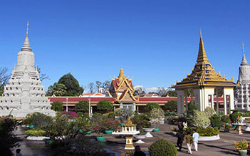 Amazing Phnom Penh 3 Days/ 2 Nights