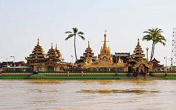 Yangon - Bago - Thanlyin 3 days