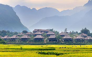 Combo Ninh Binh - Mai Chau - Halong 6 days
