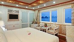 Queen Regent cabin