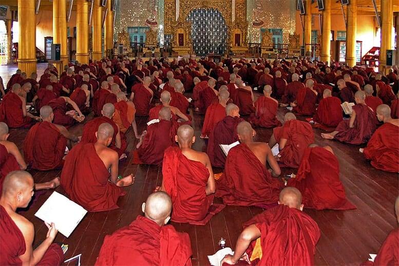 Yangon - Kyaikhtiyoe - Bago - Thanlyin 5 days/ 4 nights