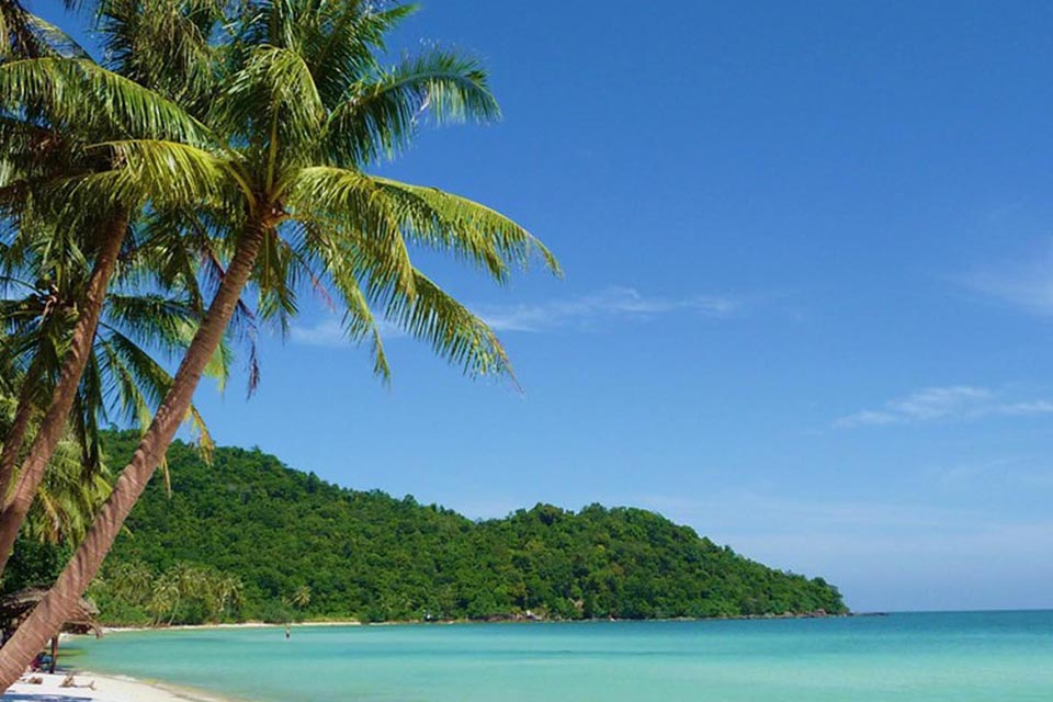 Phu Quoc camping and boat trip 2 days