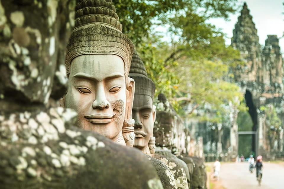 Cambodia Heritages 4 Days/ 3 Nights