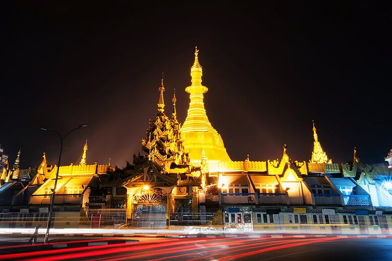Yangon - Kyaikhtiyoe - Hpa An 5 days/ 4 nights