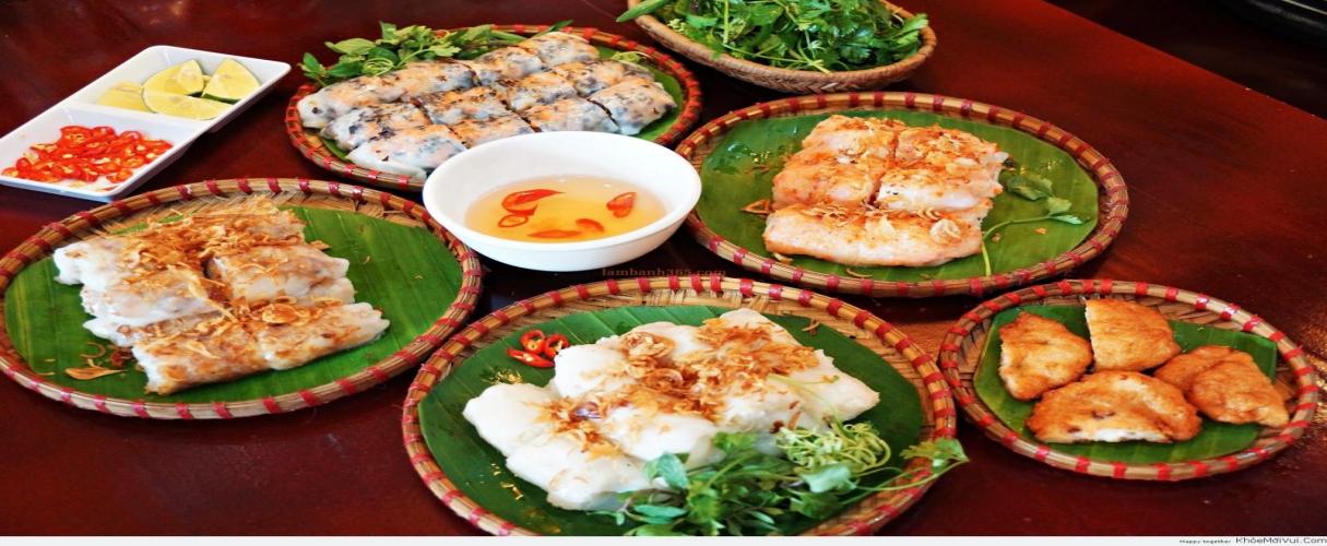 Hanoi streetfood tour (3 hours)