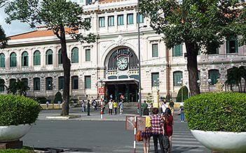 Saigon city - Cu Chi Tunnels full day group tour