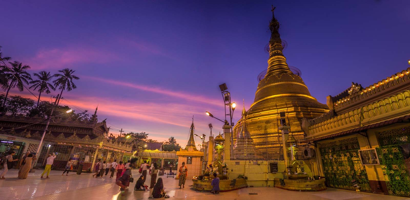 Yangon - Bago - Thanlyin 4 days
