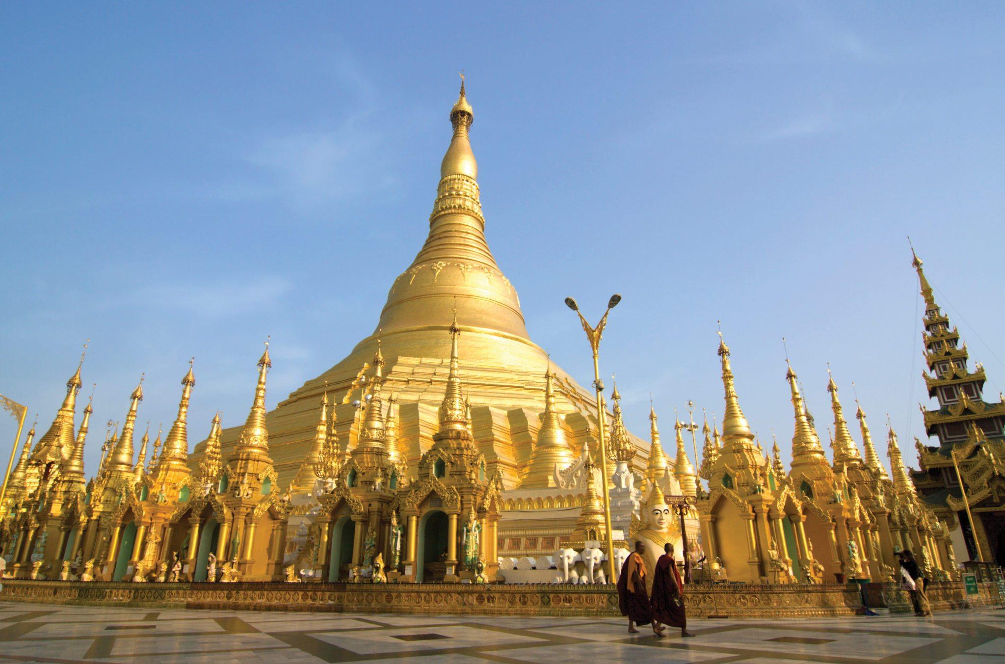 shwedago-pagoda