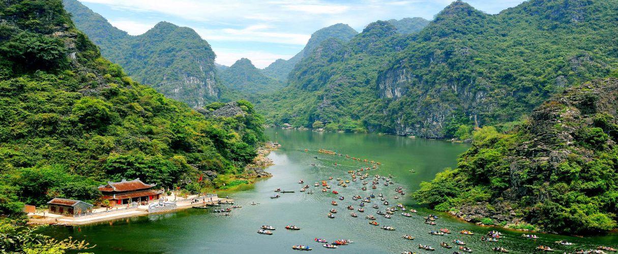 Tuyet Tinh Coc - Mua Cave - Bai Dinh - Trang An 2 days