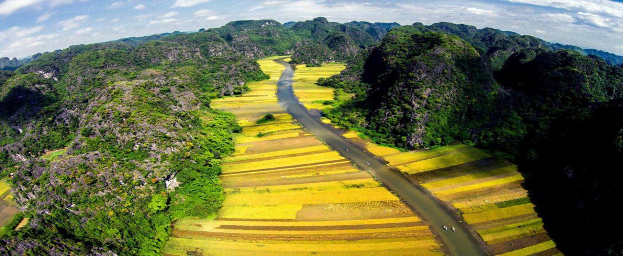 Hoa Lu - Thung Nham - Bai Dinh - Trang An 2 days