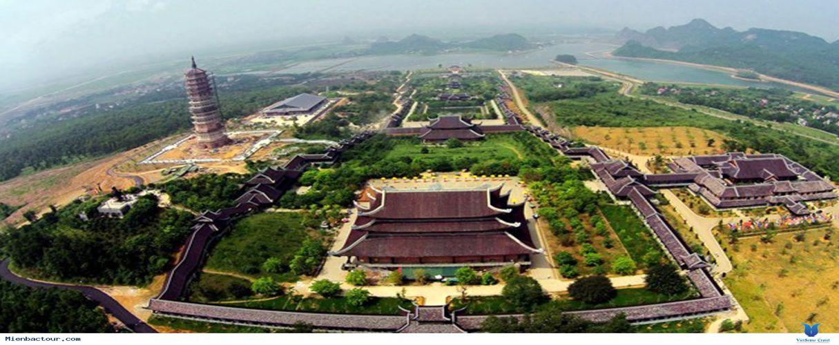 Hoa Lu - Tam Coc - Bai Dinh - Trang An 2D1N