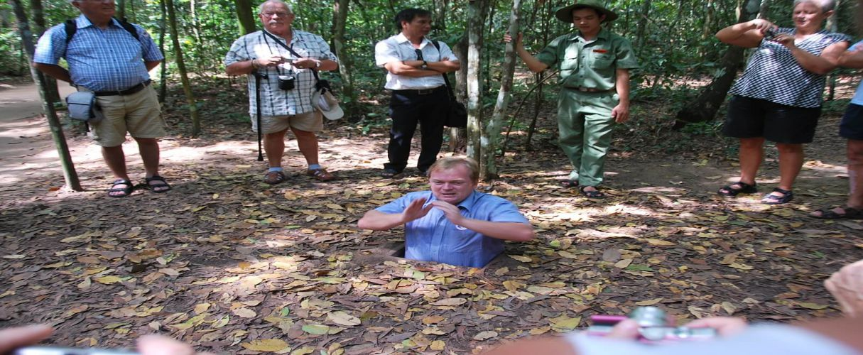 Mekong Delta and Cu Chi Tunnels day tour