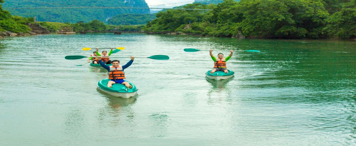 Remote Villages Adventure with kayak 1 day