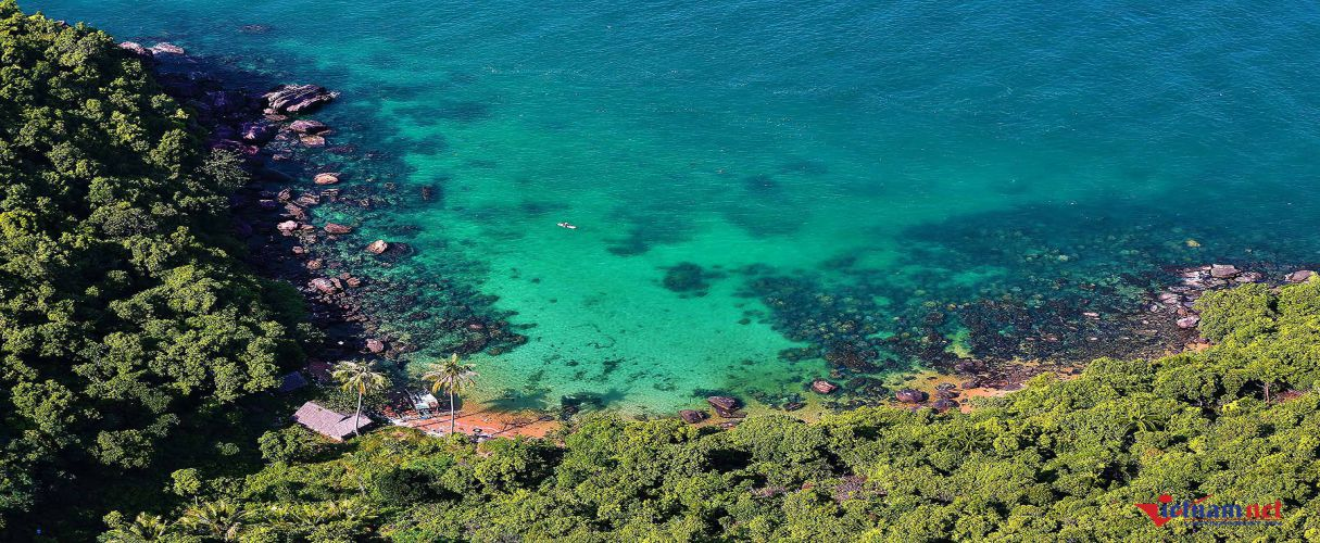 Phu Quoc Day Trip with Finger Island and May Rut Island