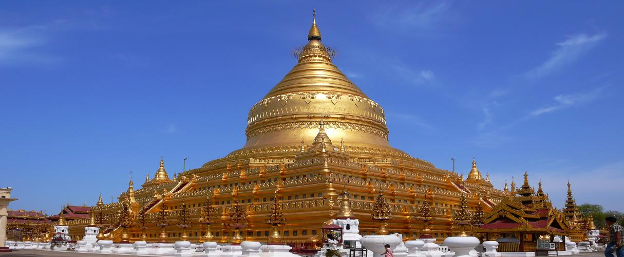 Yangon - Bagan - Inle 5 days