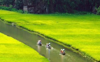 Hoa Lu - Tam Coc full day (private)
