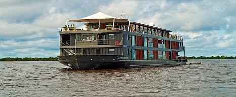 Aqua Cruise 7 nights Phnom Penh - Saigon (Dec- Aug)