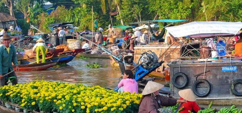 5 unique activities to try in Mekong Delta