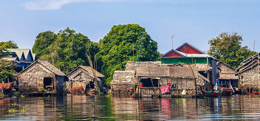 A fantastic cruise tour through Mekong Delta to Cambodia from Saigon