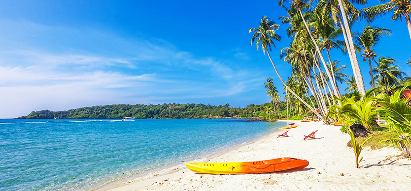 Bai Sao Beach - One of the most Gorgeous Tropical Beaches in Phu Quoc