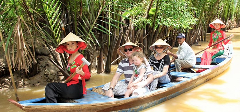 Best Mekong Delta itineraries for kids and family