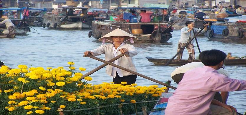 Best Time to Visit Mekong Delta