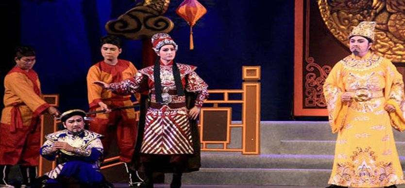 Cai Luong - The Traditional Music Of The Mekong Delta