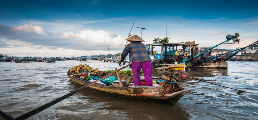 Characteristics of people in Mekong Delta