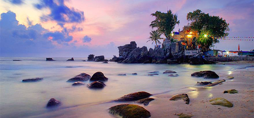 Discover Cau temple - one of the most famous religious sites in Phu Quoc