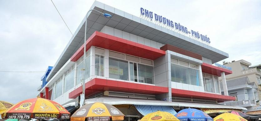 Duong Dong market - much more than a normal market