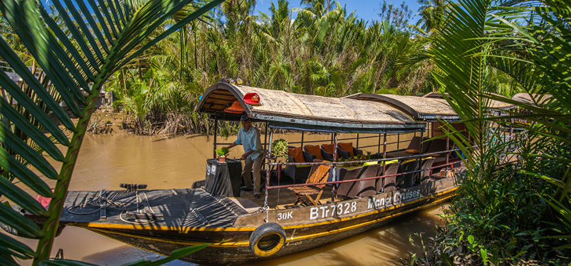 Experience River Cruise in Mekong Delta