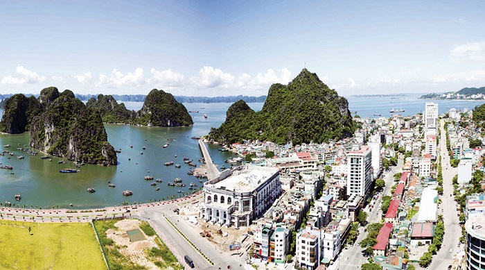 Halong is host of National Tourism 2018