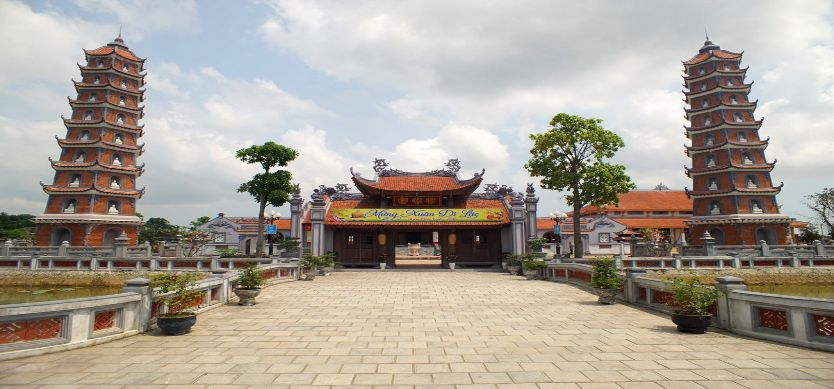 Hoang Phuc Pagoda - The National Historic Monument