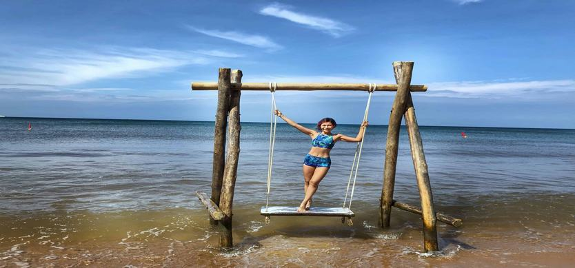Ian unwinds in 5-day trip on Phu Quoc Island