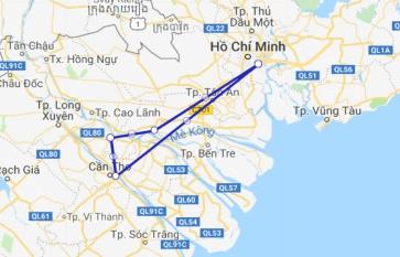 Le Cochinchine Cruise 3 days Cai Be - Sa Dec - Can Tho
