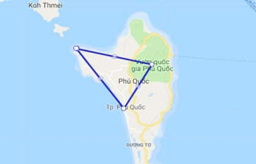 Phu Quoc Northern Island day tour