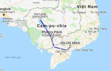 Aqua Cruise 7 nights Saigon - Siem Reap (Aug - Nov)