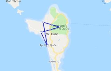 Discover Northern Island (Kayak & Rach Vem village)
