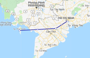 Dragon Eyes Cruise 2 days Saigon - Phu Quoc