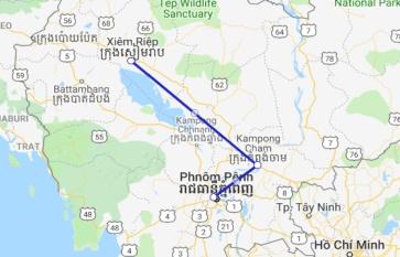 Jayavarman Cruise 5 days Phnom Penh - Siem Reap (Mid Sep - Dec)