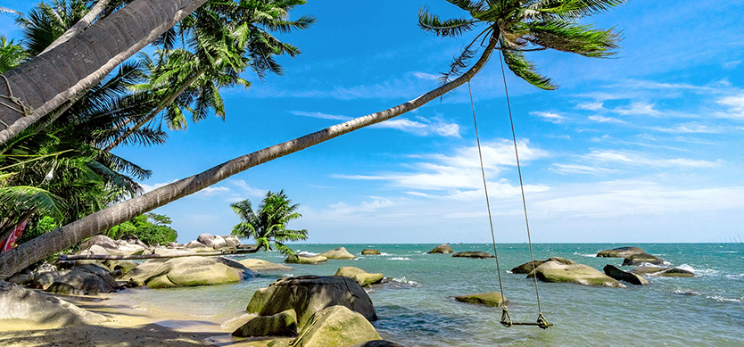 Immersing into Charming Kien Giang