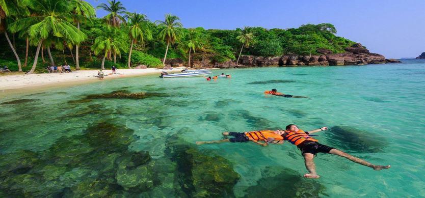 The most pristine islands in Phu Quoc